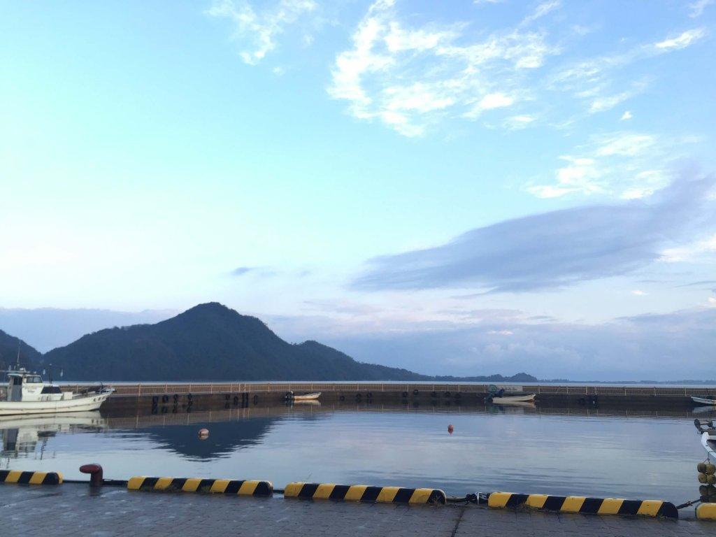 日本海,ジギング,養老漁港