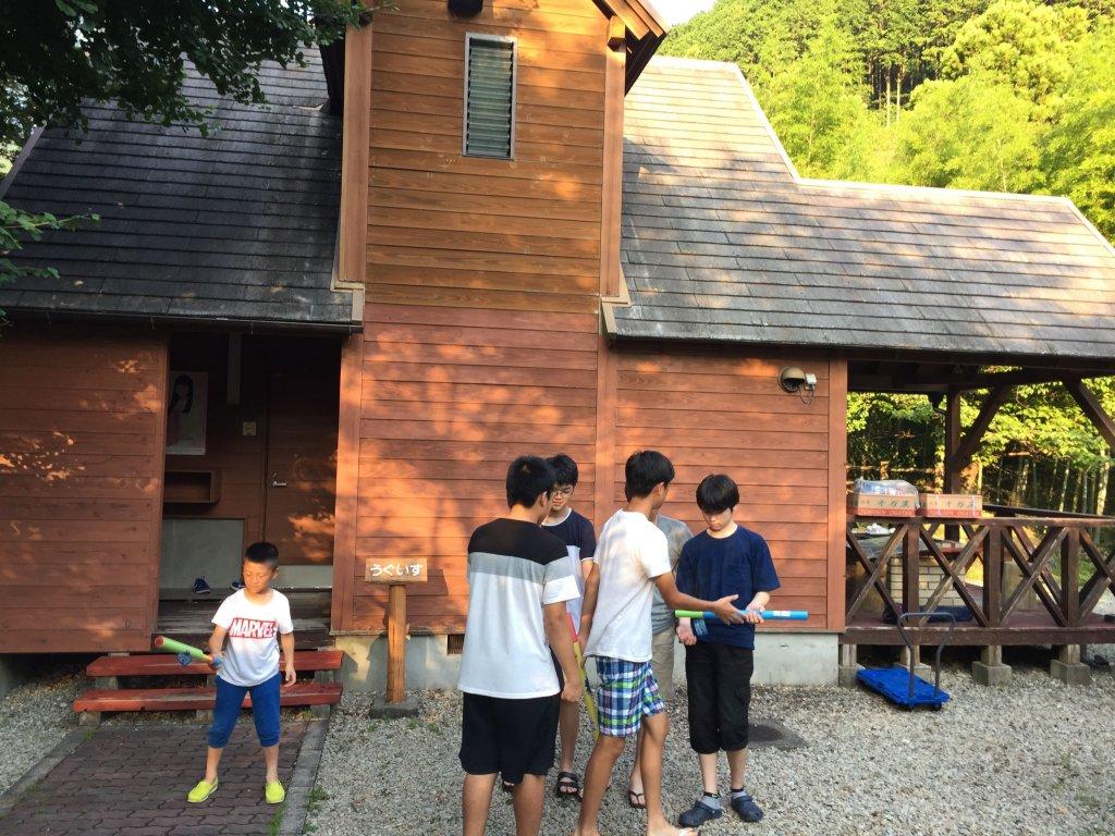 琴の滝荘,和歌山,すさみ町,ログコテージ