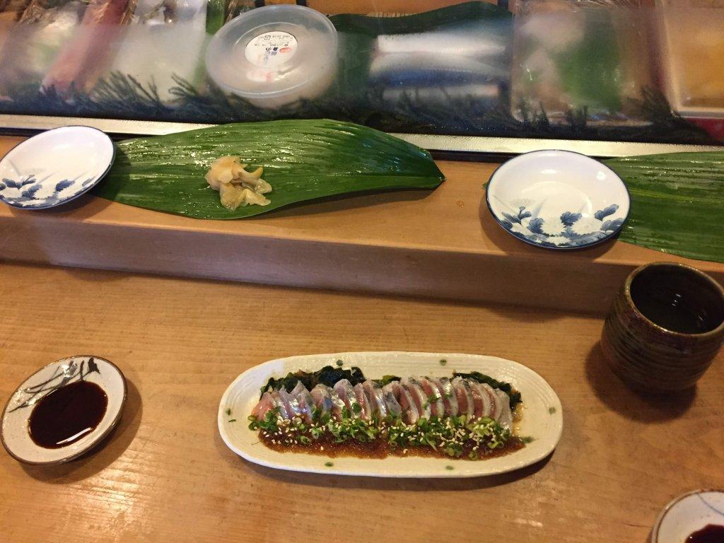 江戸勘,お寿司,千葉,袖ヶ浦,マイワシのお刺身