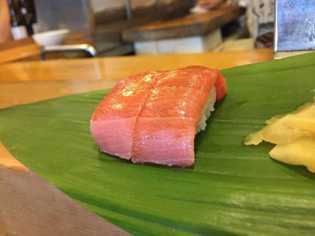 江戸勘,お寿司,千葉,袖ヶ浦,トロにぎり