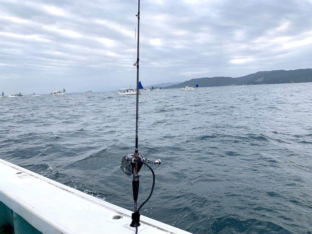 タチウオテンヤ,タックル,釣り方