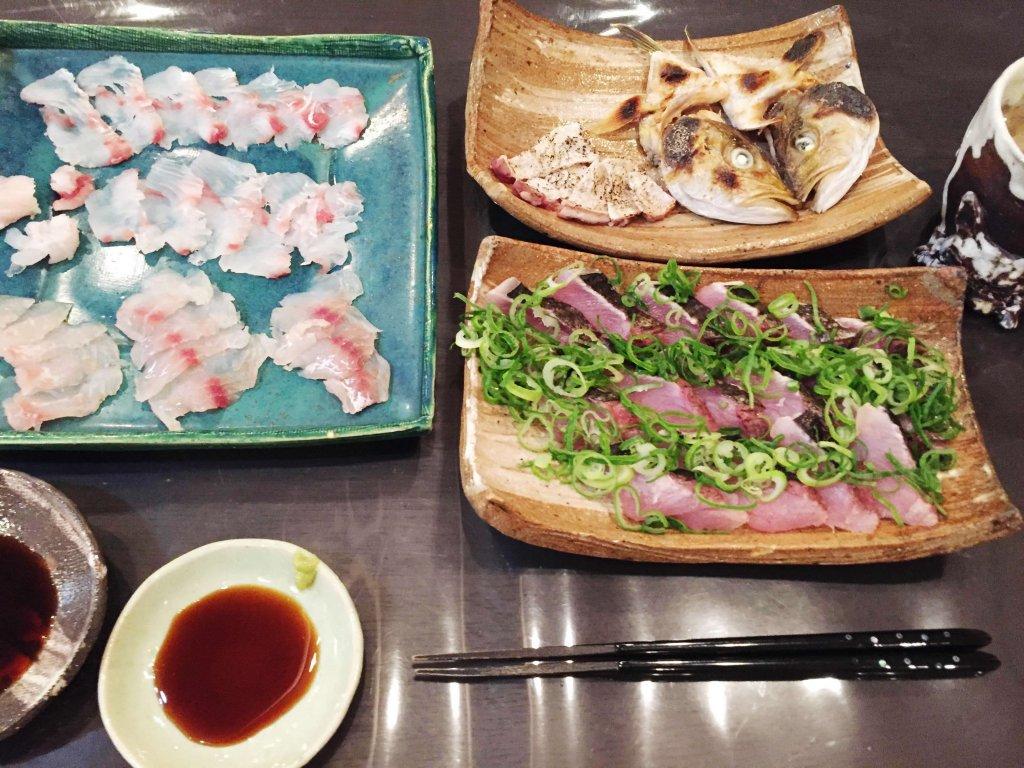ジギング,ヴィーナス,日本海,京丹後,久美浜,料理
