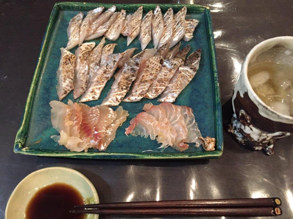 タチウオ,テンヤ,船タチウオテンヤ,料理