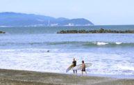 徳島県の鳴門でサーフィンしてきたよ!