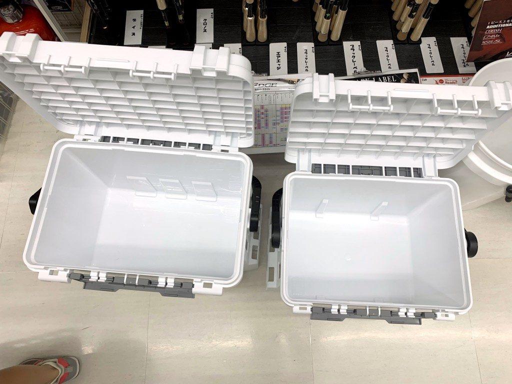 ダイワ,TB7000,バッカン,タックルボックス,釣具収納