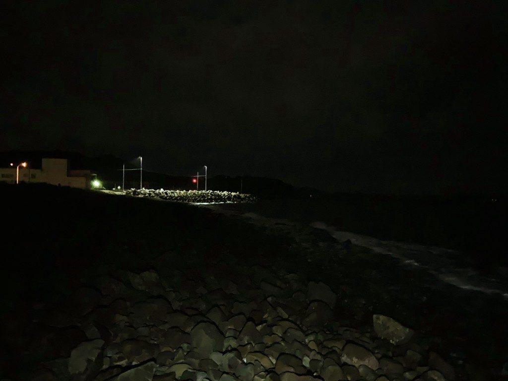 エギング,谷川漁港,フロートアジング