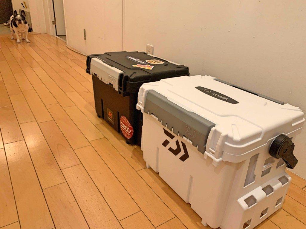 タックルボックス,TB7000,TBシリーズ,ダイワ
