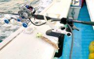 ダイワ ライトホルダー160CHは、船釣りにめっちゃ便利すぎ!!