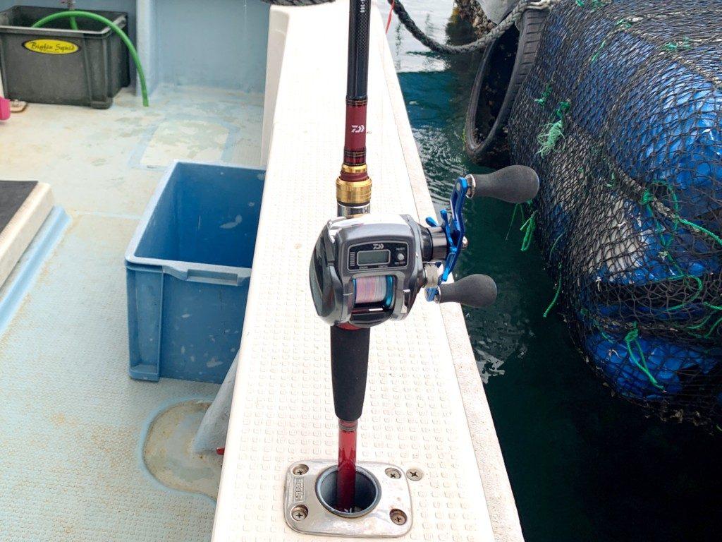 船メバル,メバルサビキ,敦賀,ビッグフィンスクイッド,大漁メバル仕掛け