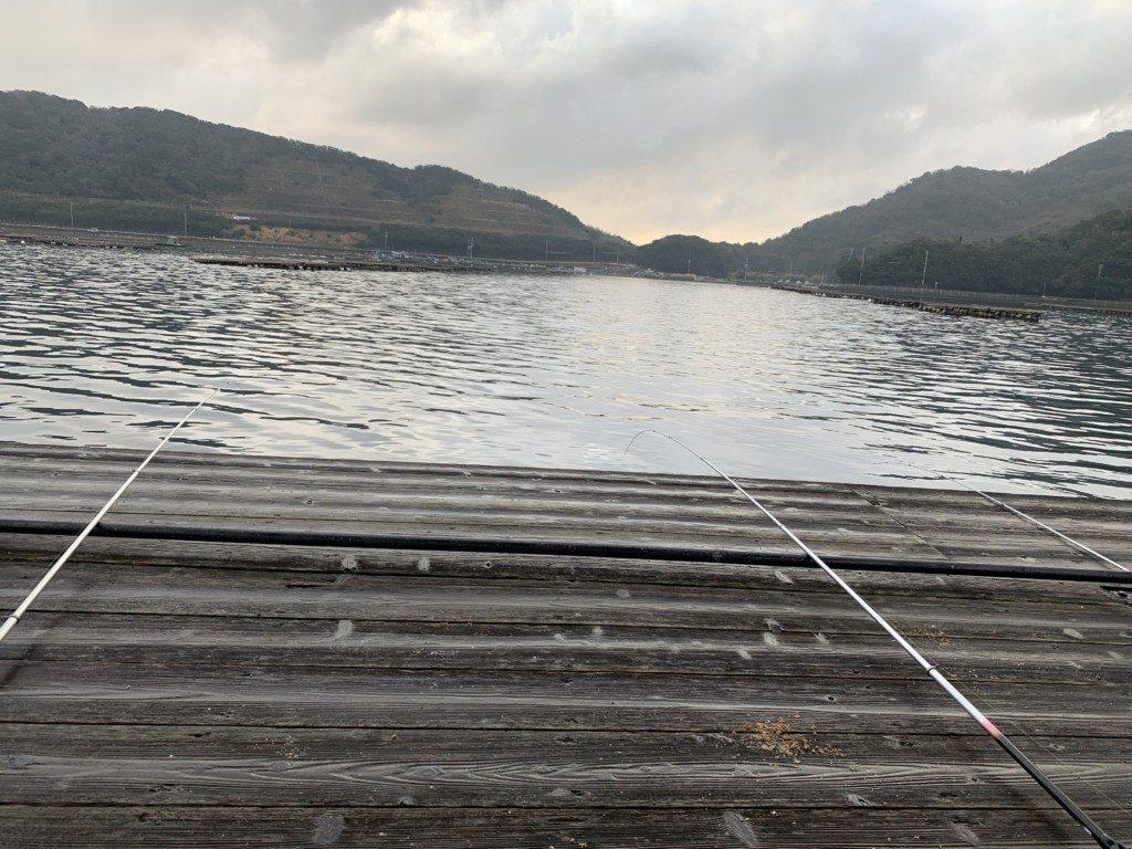 筏カレイ釣り,鳴門,中野一渡船,堂浦