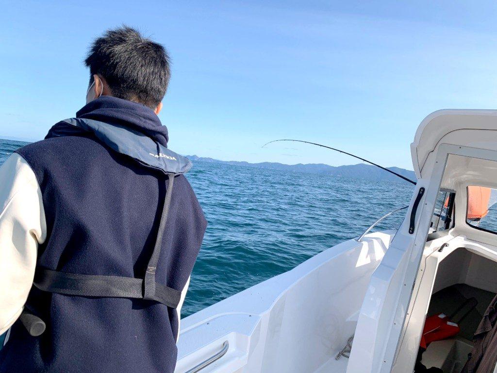 甘鯛釣り,宮津,レンタルボート