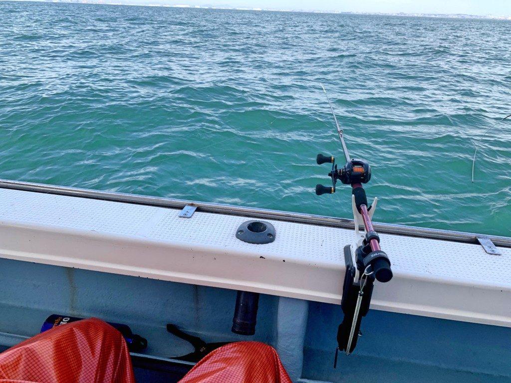 船メバル ,明石,鍵庄,釣果