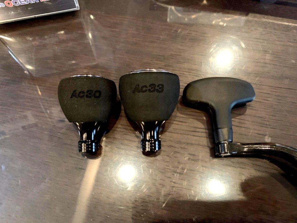 ハンドルノブ交換,スタジオオーシャンマーク,AC33,ヴァンキッシュ,3000MHG